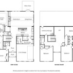 Fairmont 1 single-family floor plan.