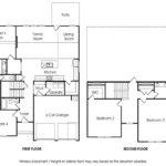 Fairbrook single-family floor plan