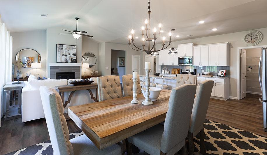 Brookstone Creek Living Area